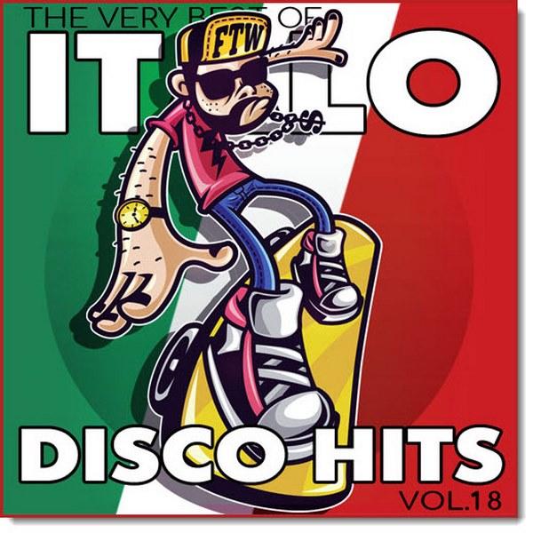 Italo Disco Hits Vol 18 (2018) - Музыка, MP3, Disco