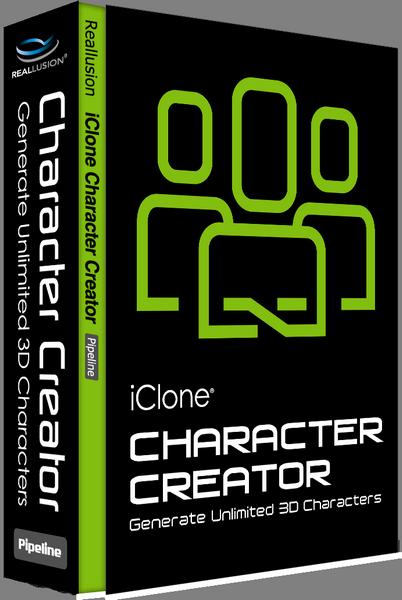 Reallusion Character Creator
