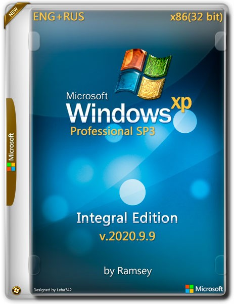 Windows XP Professional SP3 Integral Edition